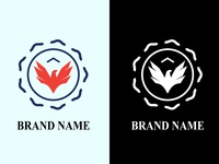 Eagle badges logo design design branding fiverr logo how to design logo design a logo graphic designer how to design a logo creative logo design logo designer
