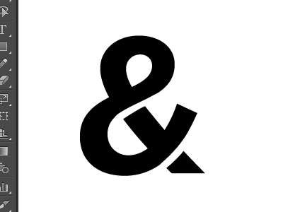 And-y logo type