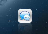 iOS Messages Icon (Messages for Mac like).