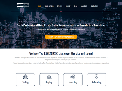 Torealestateagent Web design graphic  design graphic design graphic website web design webdesign