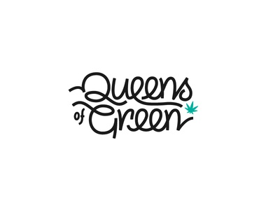Queens of Green Mono-weight