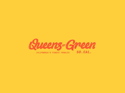 Queens of Green Script