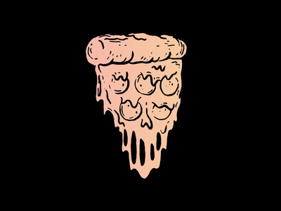 Pizza Ghoul
