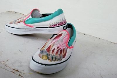 Anatomical Shoes apparel anatomy