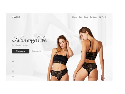 Last shot design web design website web ux ui minimal