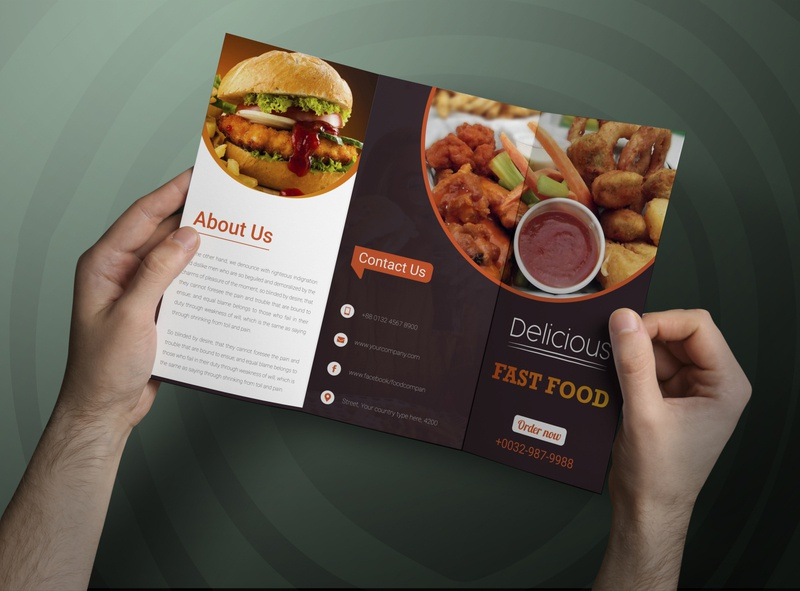 Creative Corporate Tri-Fold Brochure logo trifold minimal trifold marketing packages marketing brochure marketing formal trifold finance trifold elegant trifold effective brochure corporate business corporate brochure corporate agency corporate company trifold clean trifold clean brochure clean business trifold