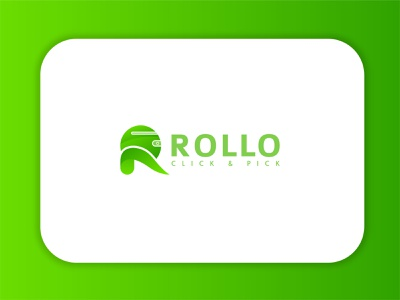Rollo logo design | Modern Logo design branding design trends 2020 fiverr creative logo logotypes logotypedesign modern logo brand identity minimalist logo minimal modern branding design logo logotype design logotype