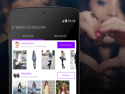 STYLIGHT - Discover and shop fashion you love stylight fashion app android nexus application shopping users list follow