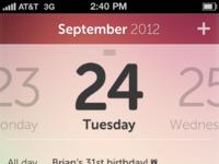 Calendar details full