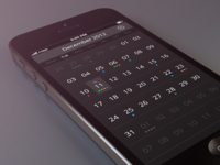 capp - iPhone calendar app