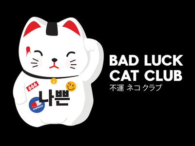 Bad Luck Cat Club