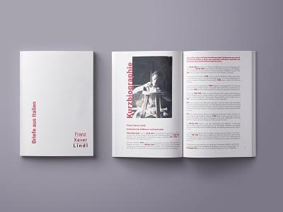 FXLindl minimal indesign typography editorial design book book cover design