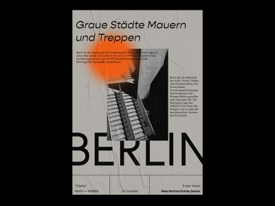 New Normal Poster Design 72 deutschland germany berlin shapes rectangle print poster pastel normal new minimal exploration experiment editorial design creative colorful color circle art