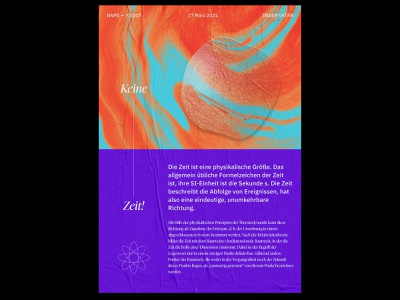 NNPS Poster Design 07 geometric shapes shape rectangle print poster pastel normal new minimal gradient exploration experiment editorial design creative colorful color circle art