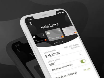 Card slider - Banking fintech wallet banking app banking select swipe slider motion animation ae after effects user experience ui ux graphic design design cards