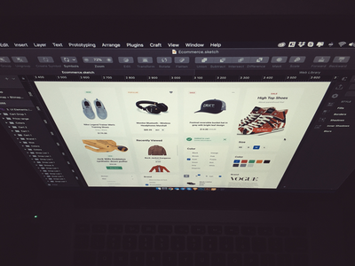 Something new becomes kkuistore pixsellz web cards ux ui