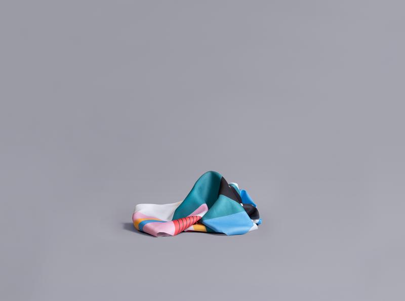 Mal de Ojo. Pride pride illustration vector flag color palette design