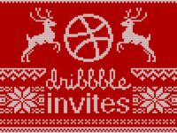 2 XMas Invites Giveaway