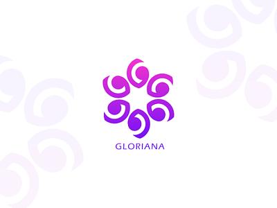 G logo letter g graphic icon minimal design card business card business brand green star g illustration marker circle letter gloria branding logos logo