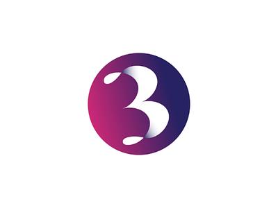 BB logo pink purple logoplace logopassion monogram logozone dribbble professionallogo designs designer design circle logoroom logomaker letter b gradient illustration logos logo
