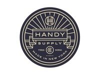Handy Supply Co. Badge