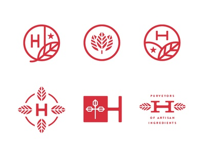 Hatchery Secondary Logos