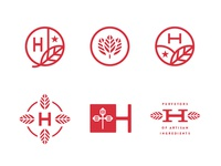Hatchery Secondary Logos