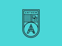 Anthem Badge