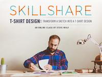 T-Shirt Design Skillshare Class