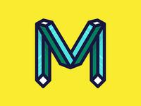 Typefight - M