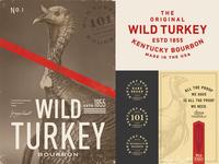 Wild Turkey brand exploration