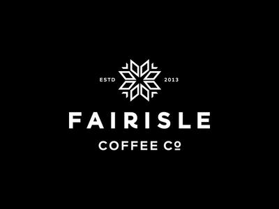 Fairisle Coffee by Steve Wolf - Dribbble