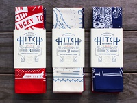 Hitch Bandanas (3 Pack)