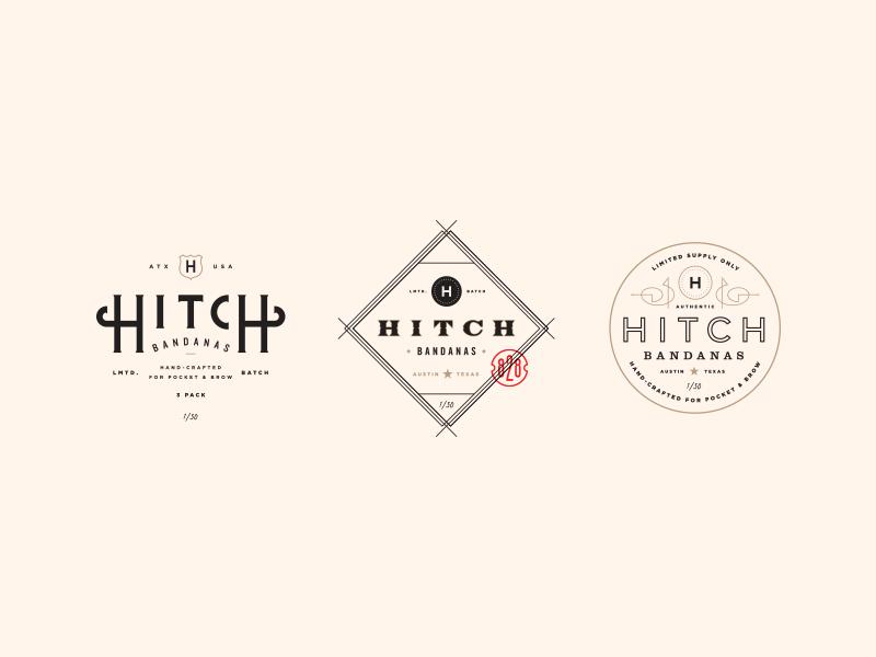 Hitch Bandanas