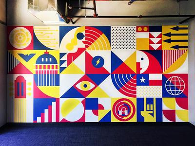 BigCommerce Mural