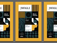 Jungle SXSW Poster