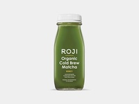 ROJI Cold Brew Matcha