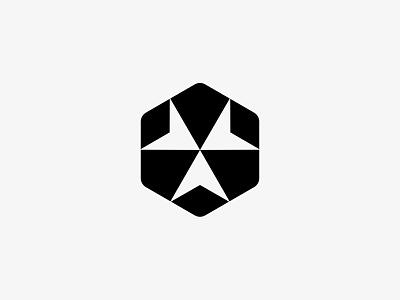 Abstract Mark symbol mark abstract modern badge illustration branding typography logo