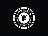 Fortress Beerworks Badge