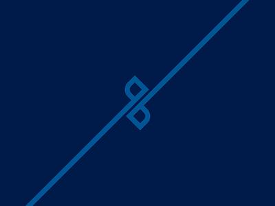 Baroni Finanças icon flat typography identity branding ux illustration logo vector design