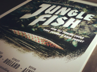 Jungle Fish Screen Print