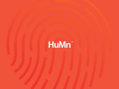 HuMn design identity logo branding