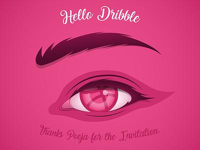 Hello Dribbblers !!! first shot invite dribbble