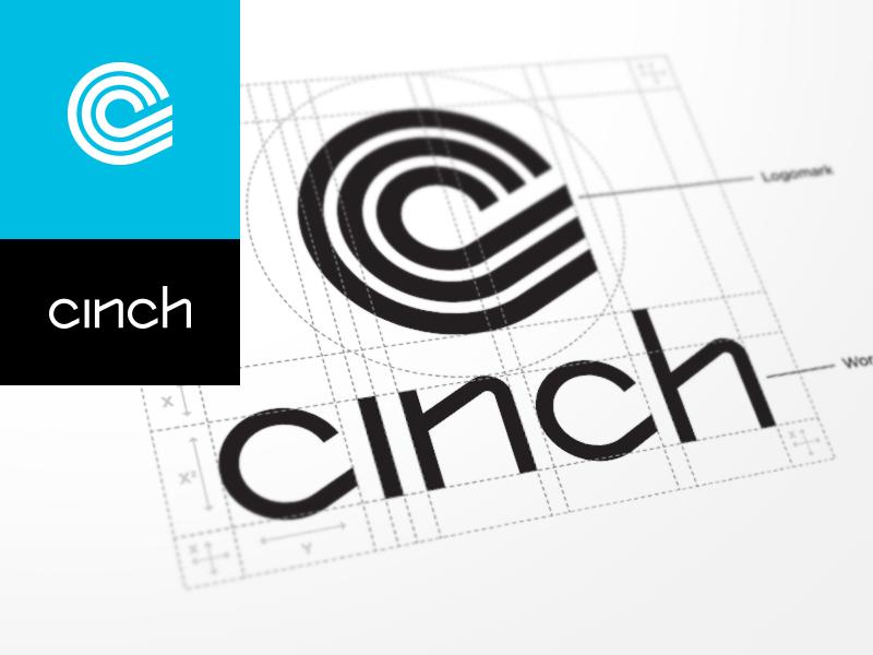 Cinch Logo By Kevin Burr