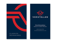 Vorstellen ( logo + business card )