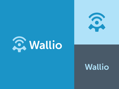 Wallio Logo