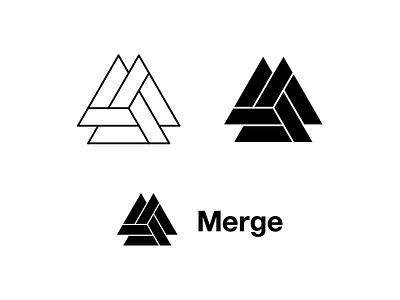 Logo test helvetica branding brand logo monogram m shape geometric geometry triangle