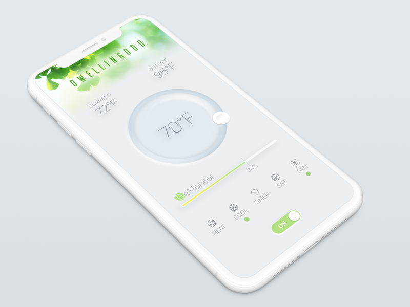 DwellingGood mobile design app design