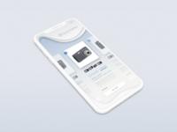 SHUTTERPRO photoshop illustrator mobile design design app