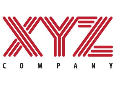 xyzcompany logo by joe arcipowski dribbble rh dribbble com  generic company logo png